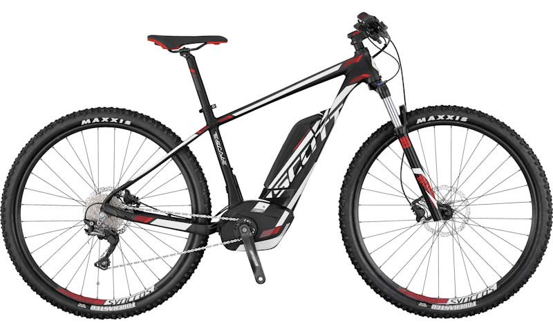 Electric hardtail MTB