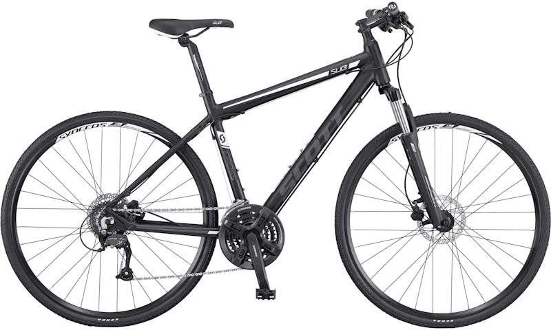 Trekking / hybrid bike