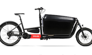 Electric cargo Large capacity 270 liters - 25km/h