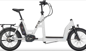 Electric cargo Small capacity - 25km/h
